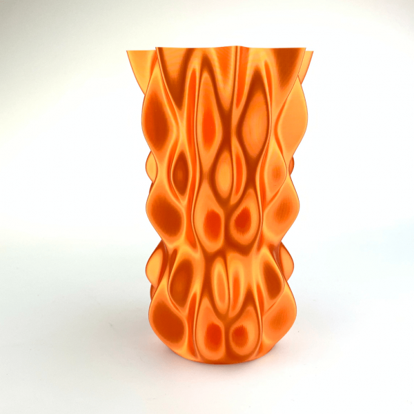 Fiberlogy FiberSilk Metallic Orange min