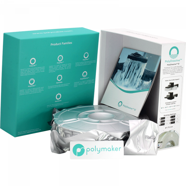 PolyDissolve S1 Natural 175 Whole Package