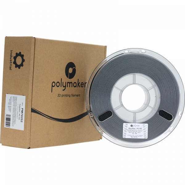 PolyMax PC FR Black 175 Spool Picture Packaging