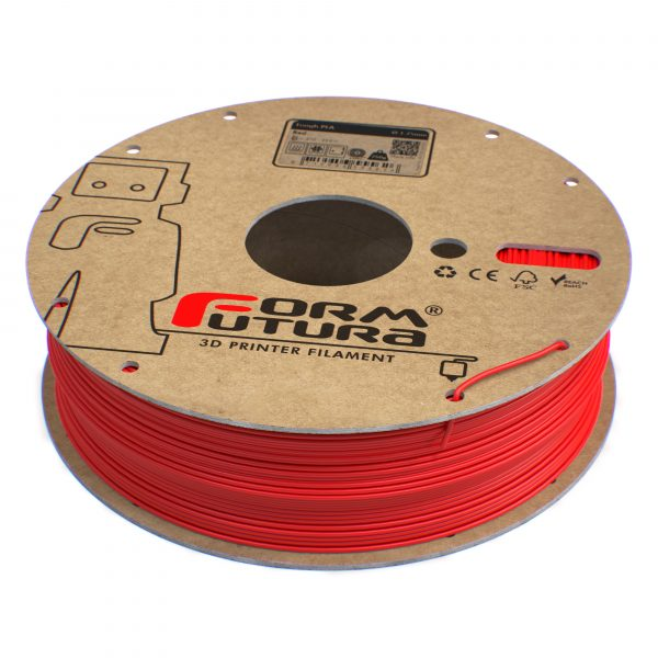 FF Tough PLA Red 175 750g scaled