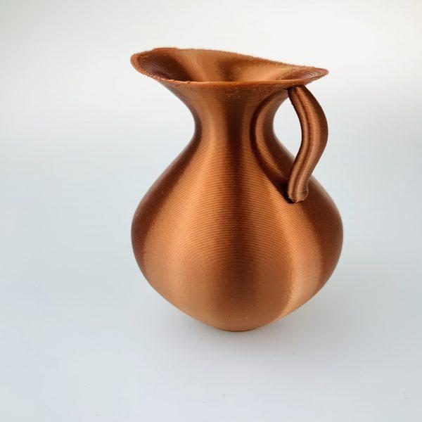 FiberSilk Metallic Copper print scaled