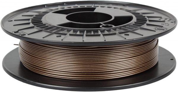 PETG 175 500 metal look coffee bronze