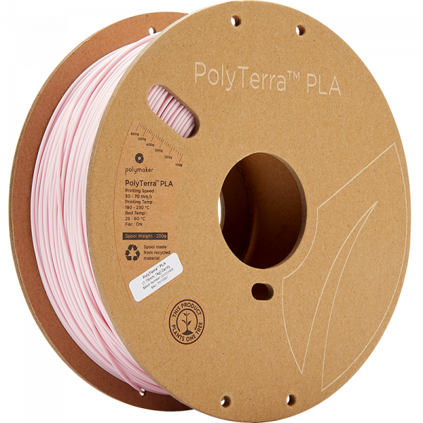 PolyTerra PLA Candy 175 Spool Picture Asymmetric
